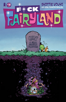 I Hate Fairyland #16 - F*CK (Uncensored) Fairyland Variant Cover